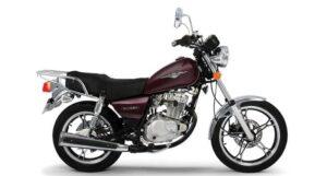 Top 5 motos custom baratas Intruder 125