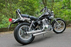 Top 5 motos custom baratas kansas 250