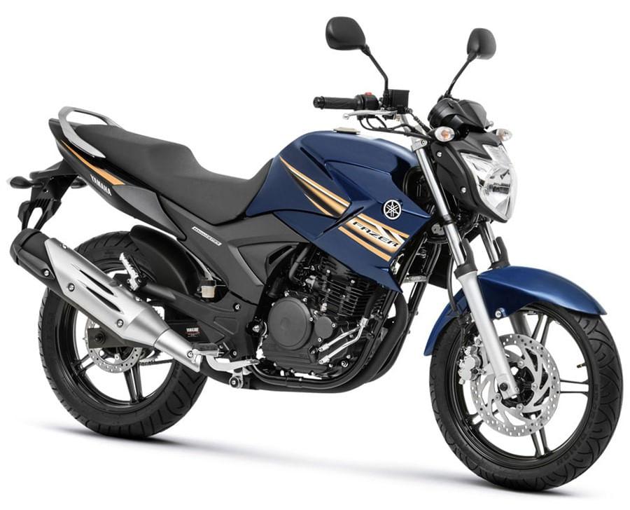 Ficha Técnica Yamaha Fazer 250 Facelift