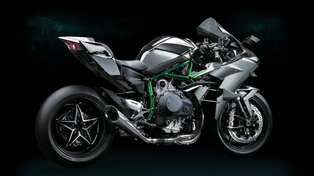 Motos mais rápidas do Mundo, Kawasaki H2r