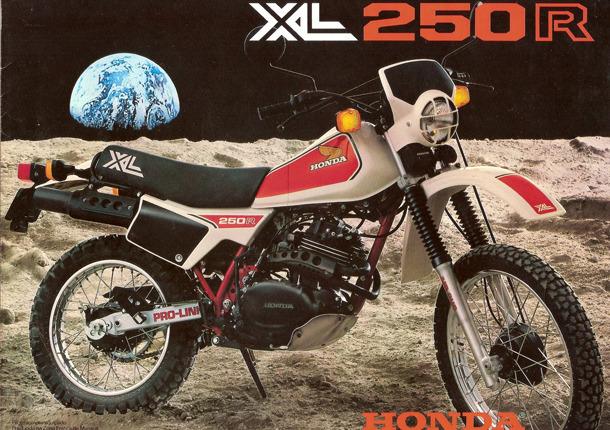 As piores motos vendidas no Brasil XL250r