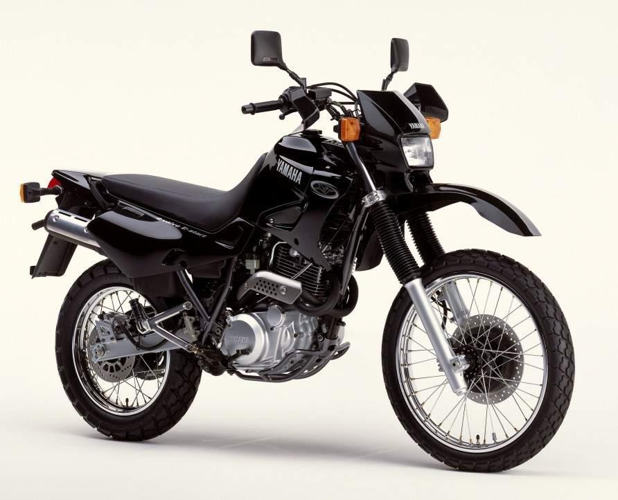 Yamaha XT 600E 4MW 1998 a 2005