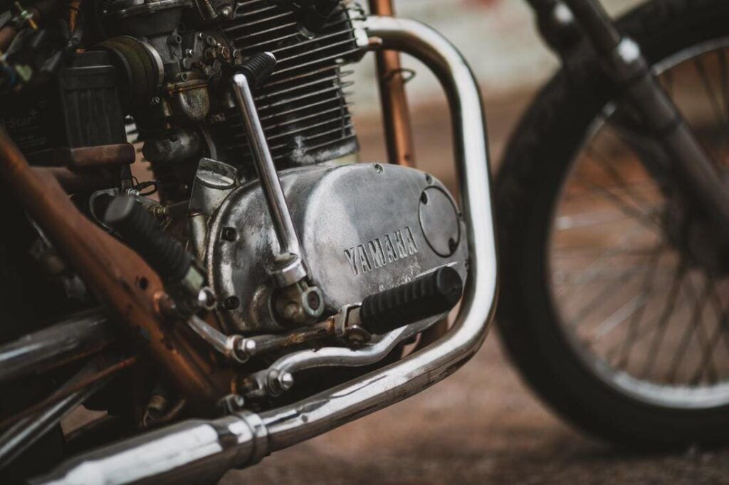 Quando tempo pode durar o motor de uma moto?