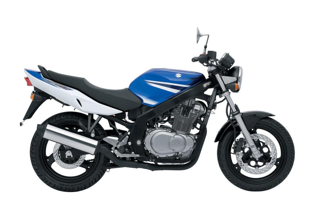 As piores motos vendidas no Brasil Suzuki GS 500E