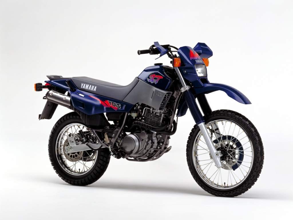 Yamaha XT 600E 3tb 1994, 1995, 1996, 1997